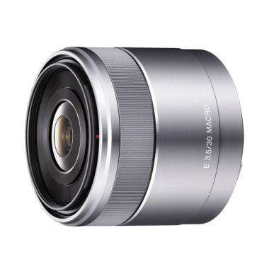 Sony E 30mm f/3.5 Macro Lensa Kamera