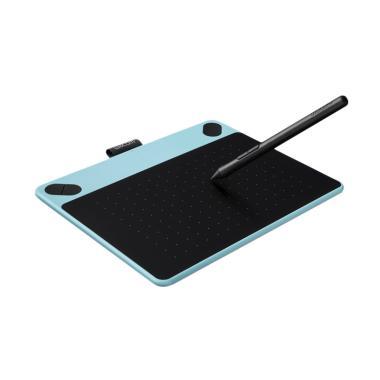 Wacom Intuos Comic CTH-490/B1 Pen Tablet Drawing - Mint Blue