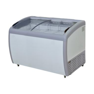 GEA SD-360BY Sliding Curve Glass Freezer Premium Series [360 L]