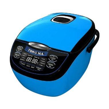 Yong Ma Rice Cooker MC 3700 / MC3700 - Blue - Bubble Wrap