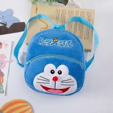 harga Tas Ransel Anak Karakter Aneka Backpack Impor Motif Tas Doraemon Blibli.com