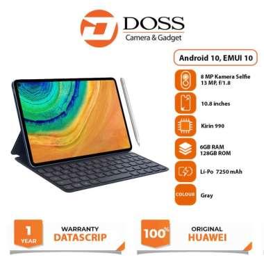 DOSS Huawei Matepad Pro 6GB RAM 128GB ROM Grey with M Pen and Keyboard