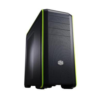 Cooler Master CM 693 Mid Tower Casing PC - Green