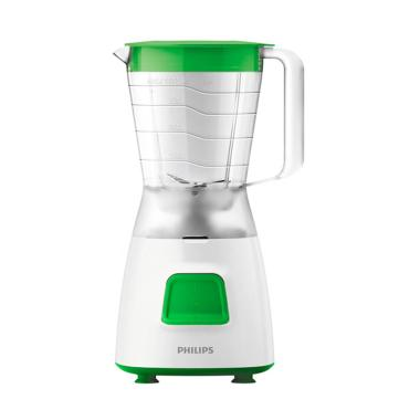 PHILIPS HR2057 Blender - Hijau [1.25 L]