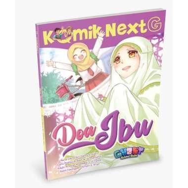 harga Buku Mizan Komik Next G Doa Ibu Blibli.com