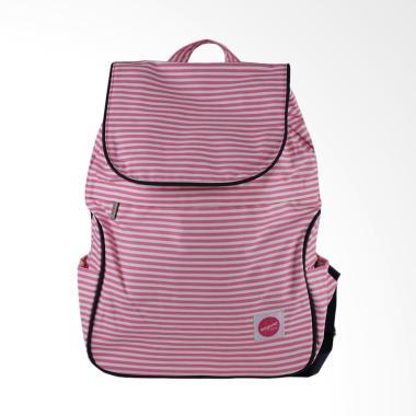 Exsport Mini Citypack Deloma Backpack Wanita - Pink