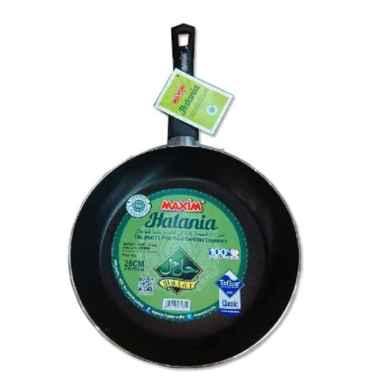 Sale 26 Cm Halal Certified Teflon Non-Stick Coated Frypan Maxim   Halania Limited Edition