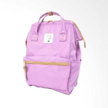 Anello Oxford Backpack - Lavender