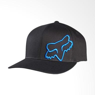 Jersi Clothing Fox Racing 03 Baseball Cap Topi - Black