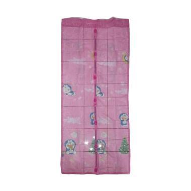 CR Store 16 Motif Doraemon Tirai Magnet - Pink