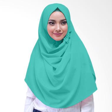 Hijab Instan Warna Tosca