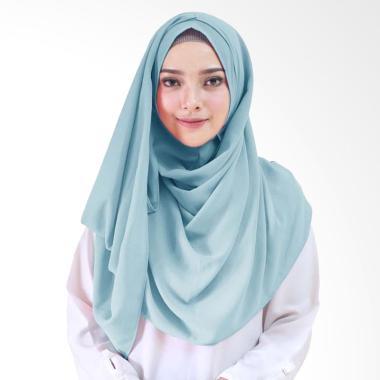 Milyarda Hijab Fusiarana Jilbab Instan - Baby blue