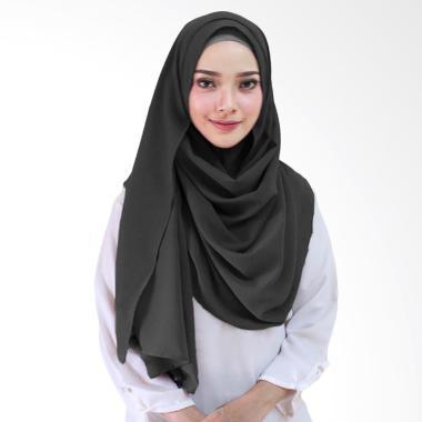 Milyarda Hijab Laura La Hijab Instan - Hitam