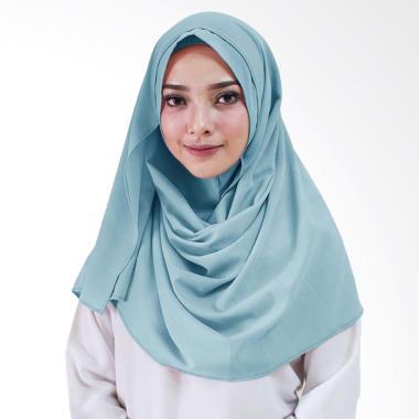 Milyarda Hijab Zenia Kerudung Jilbab Instant - Baby Blue