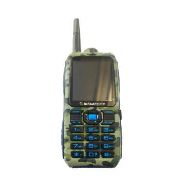 Brandcode B9900 Big Battery Handphone - Army