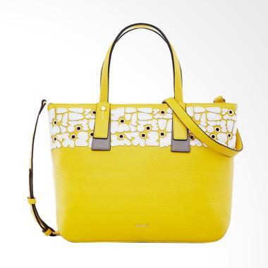 Bonia The Wall Tote Bag Tas Wanita - Yellow