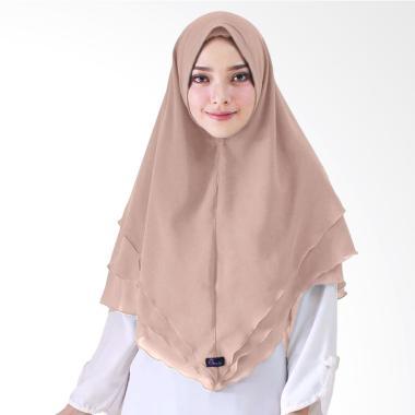 Milyarda Hijab Syari Khimar Alndra Hijab Instan - Milo