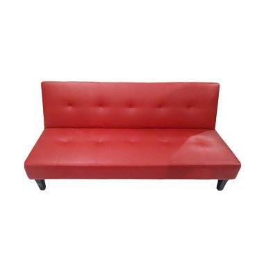 VITTORIO Armano SofaBed - Red [JABODETABEK]