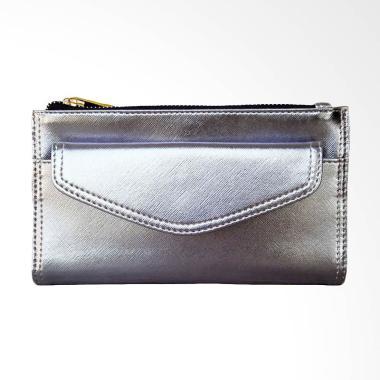 Baglis Veronia Wallet Dompet Wanita - Silver