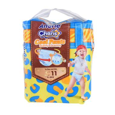 Anerle CHERIS Popok Bayi [Size S11x1 Trial Pack]