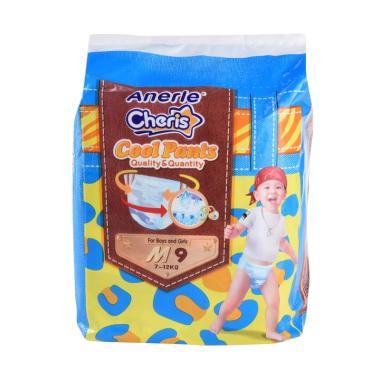 Anerle CHERIS Popok Bayi [Size M9x1 Trial Pack]