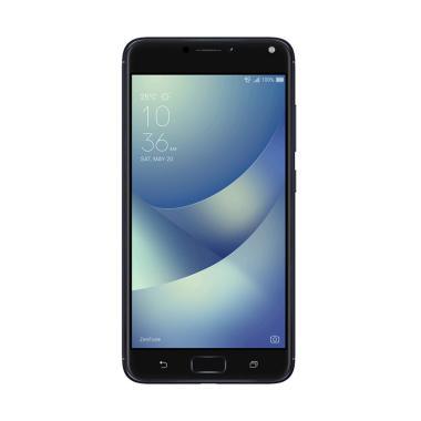 Asus Zenfone 4 ZC554KL Max Pro Smartphone - Black [32GB/ 3GB]
