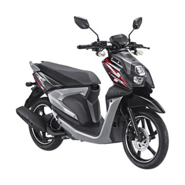 Yamaha All New X-Ride 125 Sepeda Motor - Tough Black