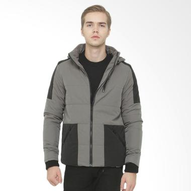 COLDWEAR 16089 Winter Padded Jacket Pria - Grey