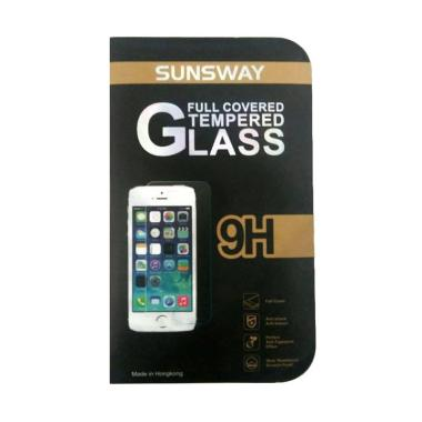 Sunsway Tempered Glass Screen Protector for Samsung A3 [0.26 mm/2.5D]