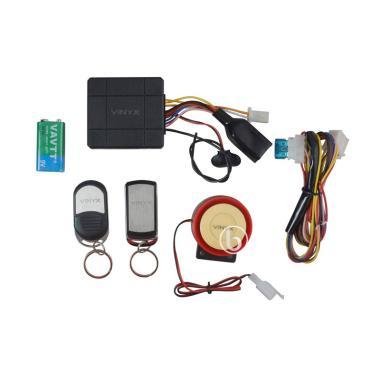 Vynix Alarm Remote Anti Maling with ... rak Jauh for Ninja 150 RR