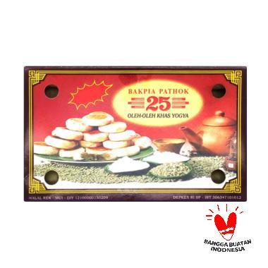 Bakpia Pathok 25 Keju Kue [20 pcs/box]