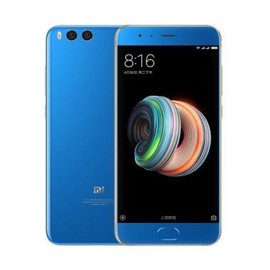 Xiaomi Mi Note 3 Smartphone - Blue [128GB/RAM 6GB]