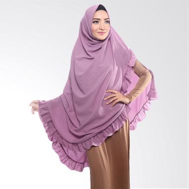 Cotton Bee Khimar Zarina Jilbab Instant - Lavender