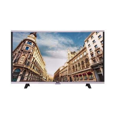 Mito 3218 LED TV [32 Inch/Curve USB Movie]+Bonus Bracket Dinding