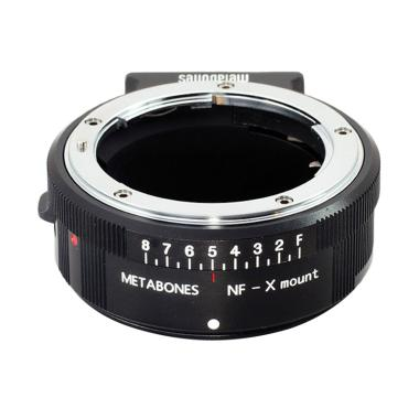 Metabones Nikon G to X-Mount