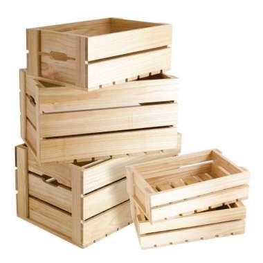 harga Kayu untuk packing barang elektronik televisi Blibli.com