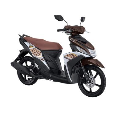 Yamaha New Mio M3 125 AKS SSS Sepeda Motor [VIN 2019/ OTR Sumatera Utara]