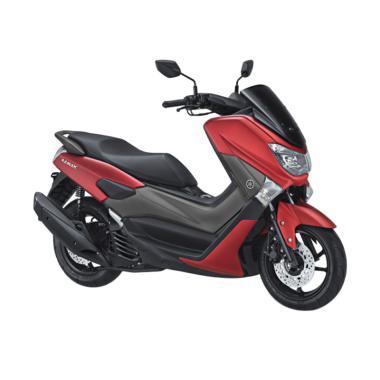 Yamaha NMAX Non ABS Sepeda Motor [OTR Medan]