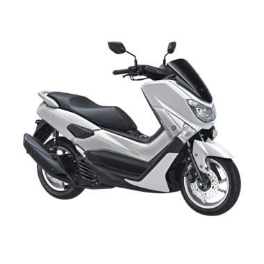 Yamaha NMAX Non ABS Sepeda Motor [VIN 2019/ OTR Sumatera Utara]