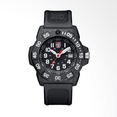 Luminox Navy Seal 3500 Series Jam Tangan Pria - Black 3501