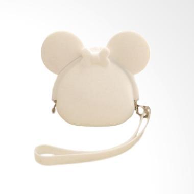 Toko49 Motif Mickey Mouse Dompet Koin. Toko49 Motif Mickey Mouse Dompet Koin. Kulit Buram Prem Gesper Kolor Dompet Koin Mini Pendek Sederhana Kopi ...