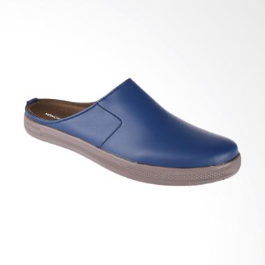 Yongki Komaladi Sepatu Pria - Biru [HAS-521208]