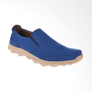 Yongki Komaladi Sepatu Pria - Biru Tua [HBS-521063]