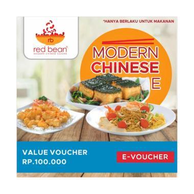 Red Bean Modern Chinese Cuisine Voucher [100.000]