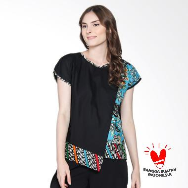 Batik Segoro Mas SM 074 #2 Jounjien T-Shirt Batik Wanita