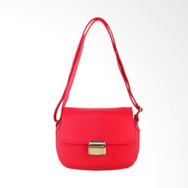 Mangoesteen Callista 8075 Sling Bag Tas Wanita - Red