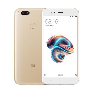 Xiaomi Mi 5x Smartphone - Gold [32GB/4GB]