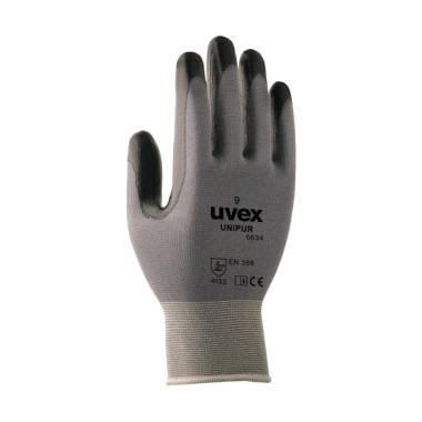 Uvex 6634 Unipur Gloves Sarung Tangan Keselamatan 6032108