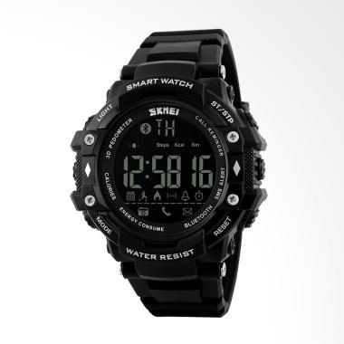 Skmei Smartwatch Jam Tangan Pria - Hitam 1226-A