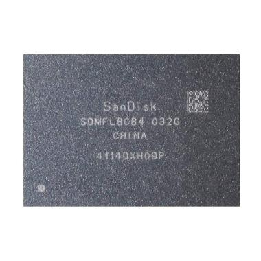 Sandisk 32 GB IC Nand Flash Replacement for iPhone 5G/5C/5S/6/6 Plus
